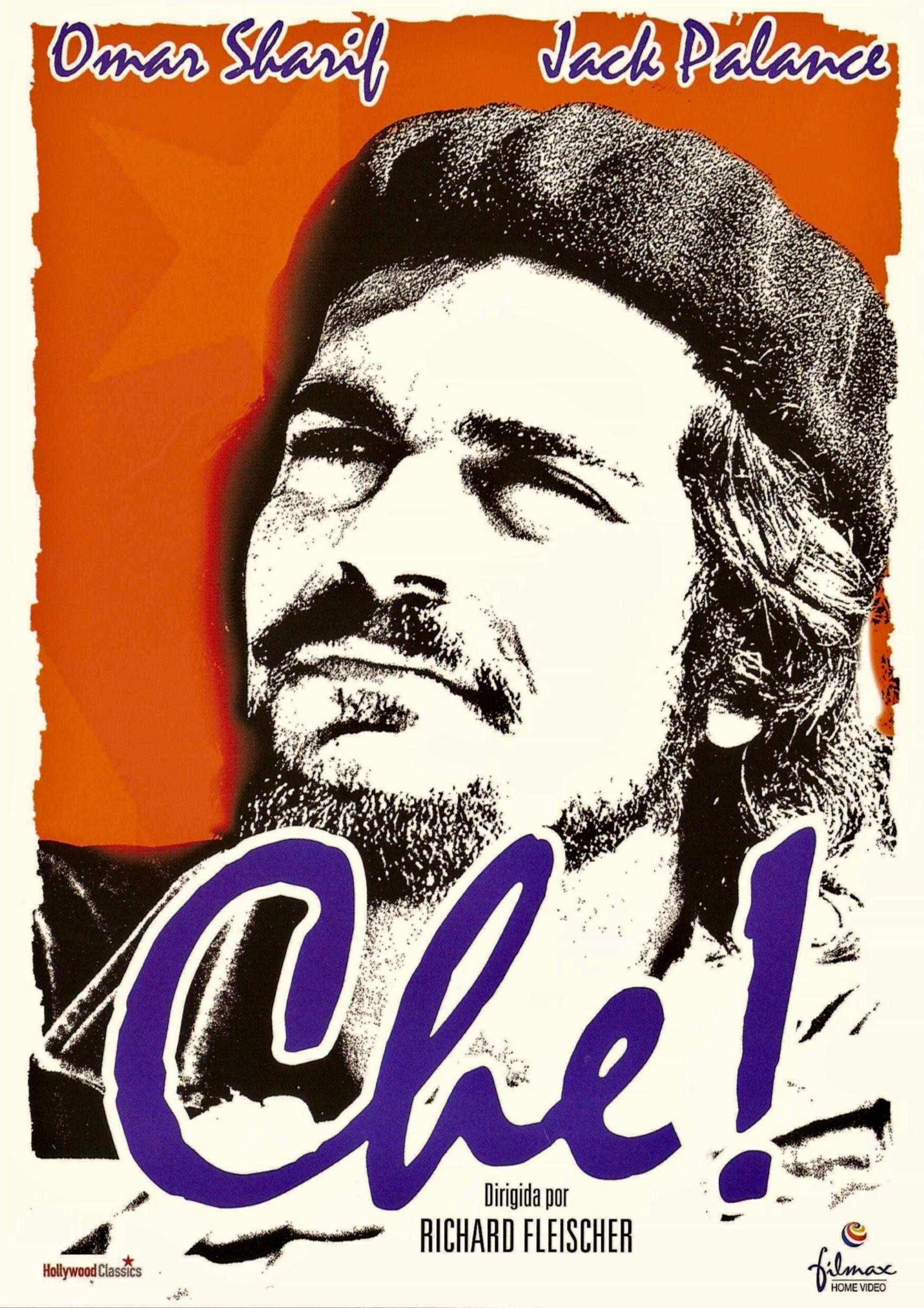 Che 1969 De Richard Fleischer Tt0064158 Cine Cinematografico Peliculas