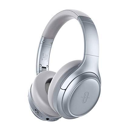 Amazon Com Taotronics Active Noise Cancelling Headphones Upgraded Bluetooth Headphones Sound Noise Cancelling Headphones Noise Cancelling Headset Headphones