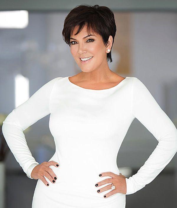 Kris Jennerlove Her Mama Pinterest Kris Jenner Haircuts And