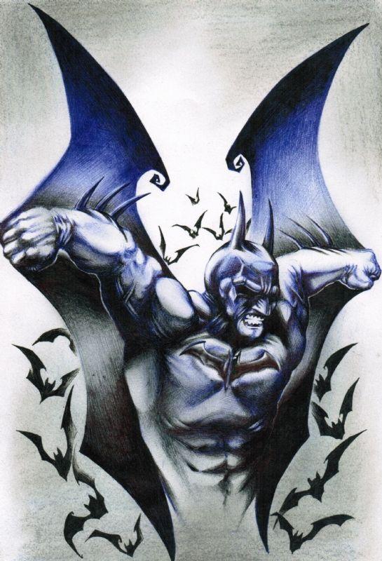 Batman - Emerge by Mubashar Ahmad