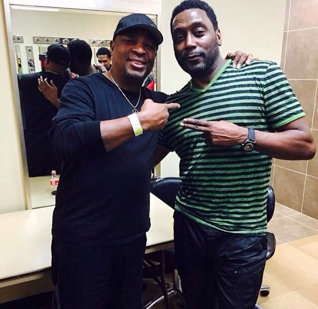Mc Greats Chuck D Big Daddy Kane Hip Hop Rap Hip Hop