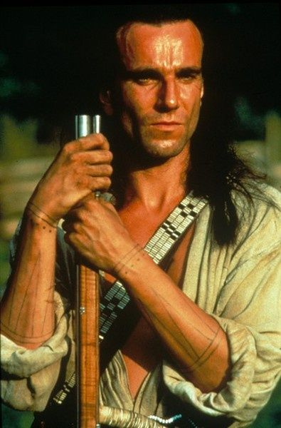 Daniel Day Lewis ~ Last of the Mohicans