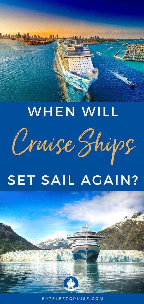 When Will Cruises Resume 2020