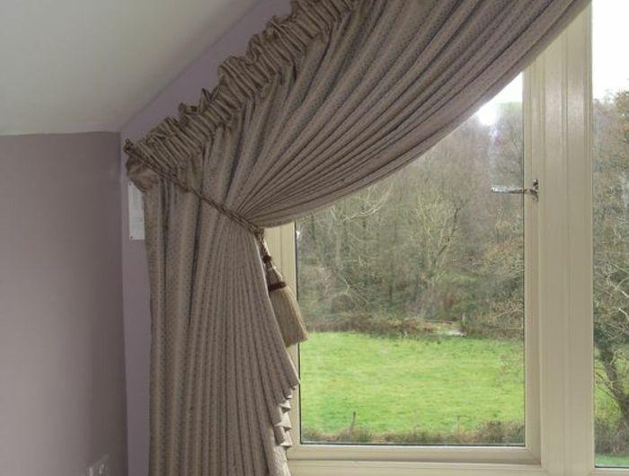 Gardine Dachschräge 1001 ideen für dachfenster gardinen und vorhänge dachfenster