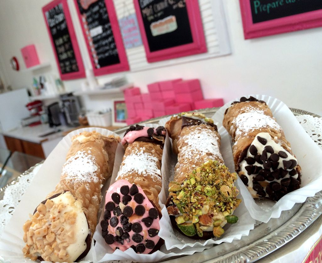 Romolo S Cannoli The Makers Of The Bay Area S Best Cannoli And