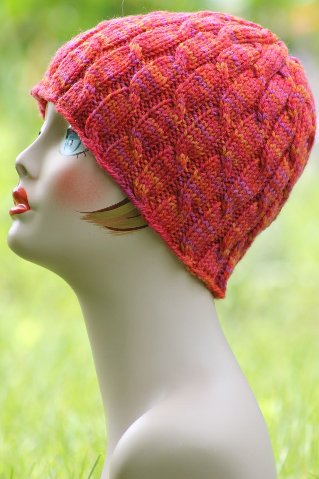 Tropical Twist Hat Balls to the Walls Knits A collection of free