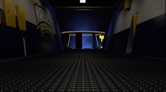 Tri Marq Created This Video To Celebrate 100 Years Of Basketball At Marquette University To Execute Marquette Basketball Greenscreen Marquette University