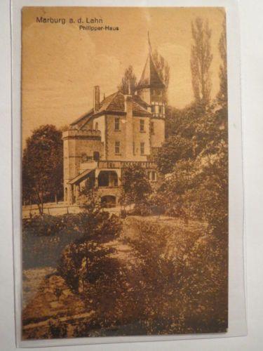 Marburg-Turnerschaft-Philippina-Philipper-Haus-Studentika