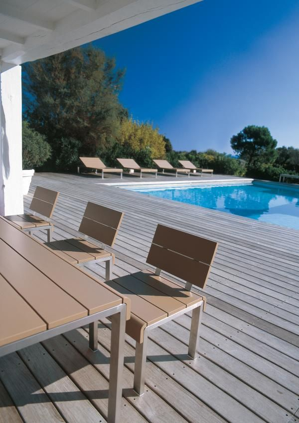 Kennebunk Outdoor Furniture By Woodlodge And Royal Botania #furniture # Outdoorfurniture