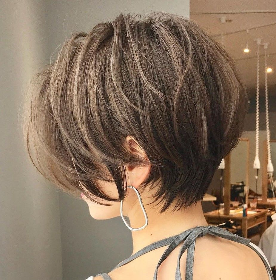 50 Best Ideas of Pixie Cuts and Hairstyles for 202