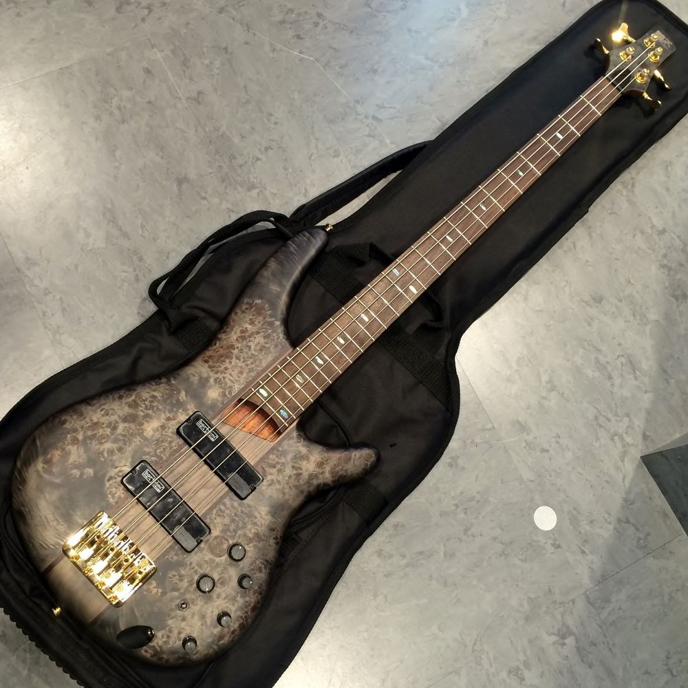 Free Shipping Ibanez Sr800 Bif Black Ice Flat Electric Bass Bass Guitar Electric Bass Guitar