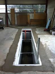 R sultat de recherche d 39 images pour fosse garage for Faire une fosse de garage