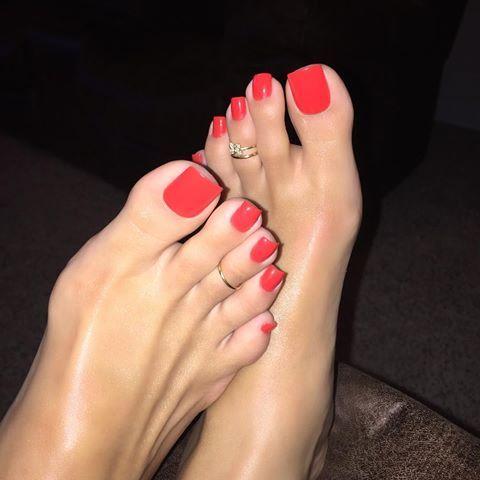Sexy feet video