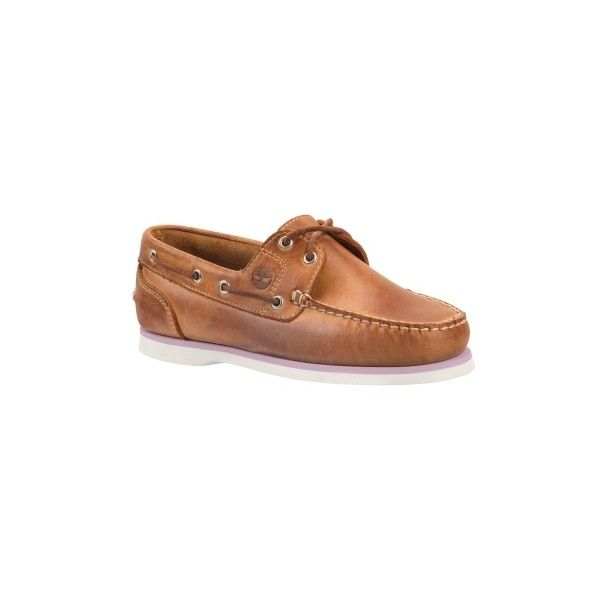 Classic Amherst 2 Eye Boat Shoe : Rootbeer | Timberland