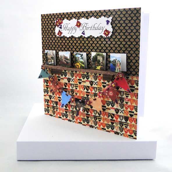 History Lovers Birthday Card Boxk04 Luxury Art Greeting Cards