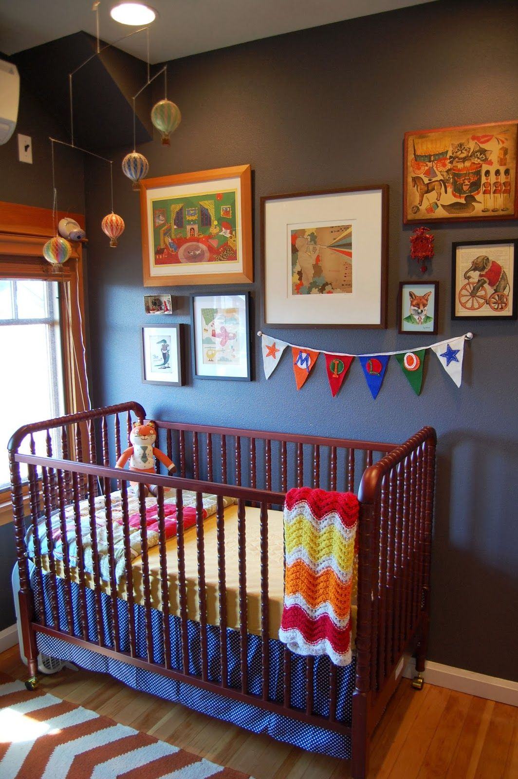 Cute Baby Boy Rooms: Beautiful And Cute Jenny Lind Baby Cribs Collection