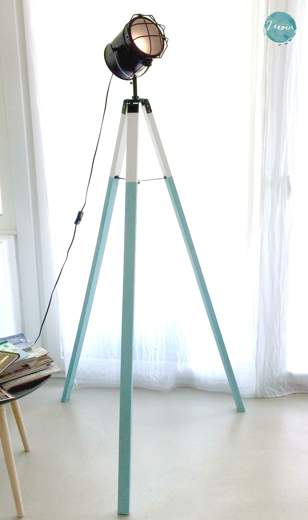 Ansprechend Stehlampe Industrial Galerie Von Design