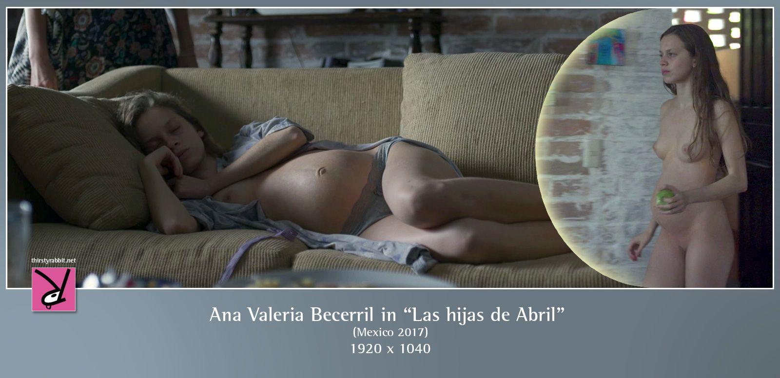 Valeria nackt Ana Becerril  Ana Valeria