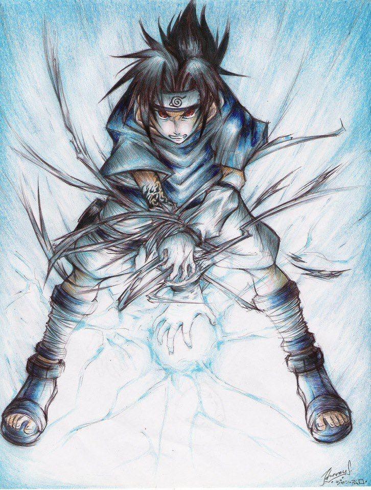chidori | Sasuke uchiha, Sasuke, Uchiha