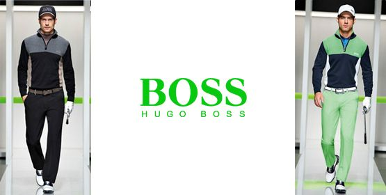 limitierte Anzahl kostenloser Versand Offizieller Lieferant Hugo Boss Green Label on the runway #menswear | Golf | Golf ...
