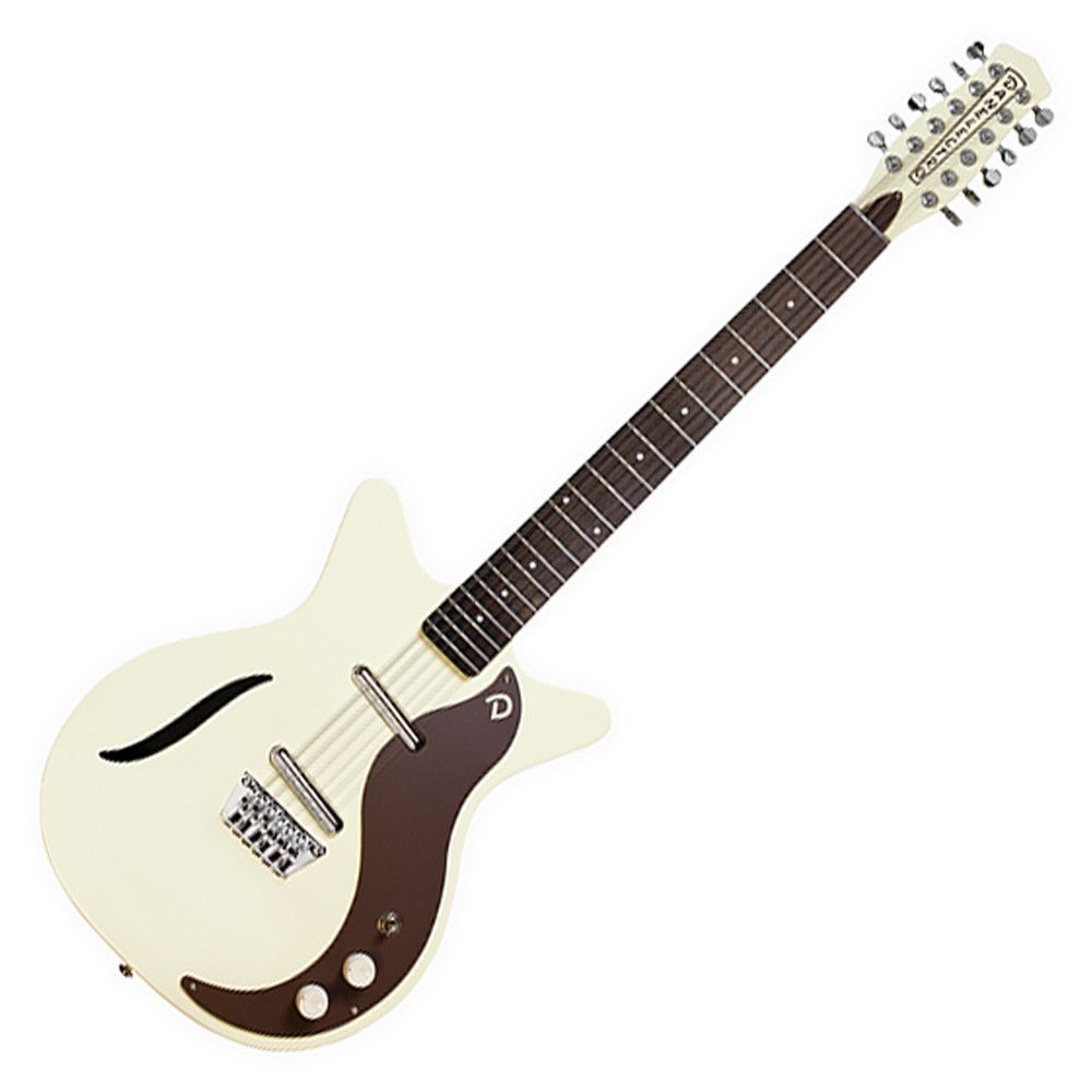 The Danelectro Vintage String comes in Hot Vintage colors and