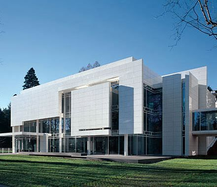 Frieder Burda Collection Museum, Baden-Baden, Germany