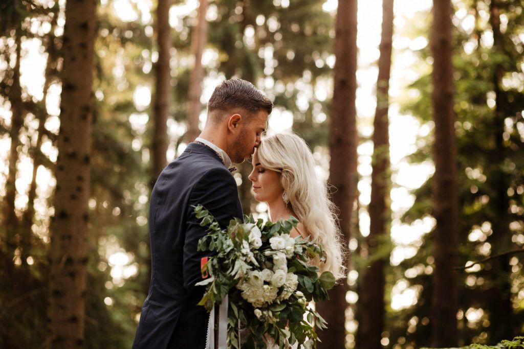 Klimatyczna Sesja Slubna W Lesie Fotograf Slubny Szczecin Kasia I Tomek Photography Inspo Wedding Photography Couple Photos