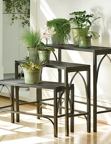 Indoor Plant Stands Decorative Plant Stands For House Plants Industrial Sofa Table Wood Sofa Table Wood Console Table