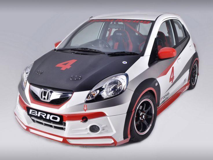 2013 Honda Brio Club Racer Race Racing Tuning Wallpaper 2048x1536 161830 Honda Brio 2013 Honda Honda