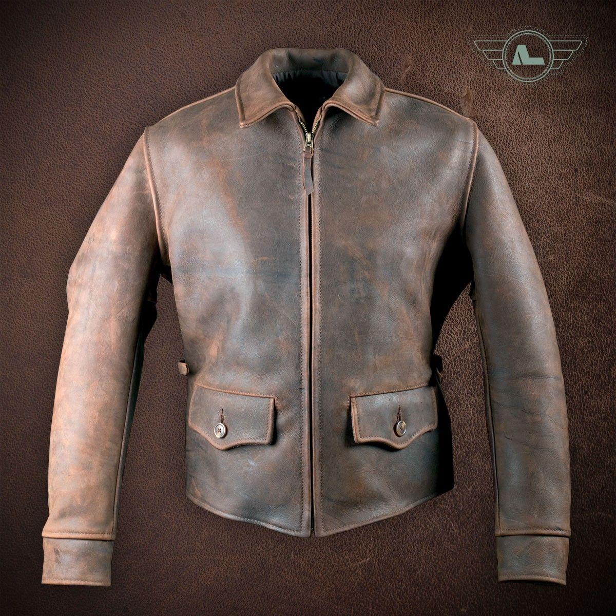 Dakota By Alexander Leathers Vintage Leather Jacket Custom Leather Jackets Leather Jacket Style