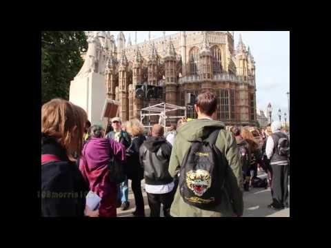 London Monsanto Demo Speaker On Sth America - Helena Paul
