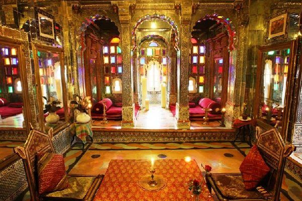 Traditional Indian Palace in Rajasthan | Wonderful home | Indian ...
