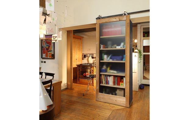Open Space Come Dividere Cucina E Soggiorno Idee Soluzioni Casa Pinterest Spazi Cucina