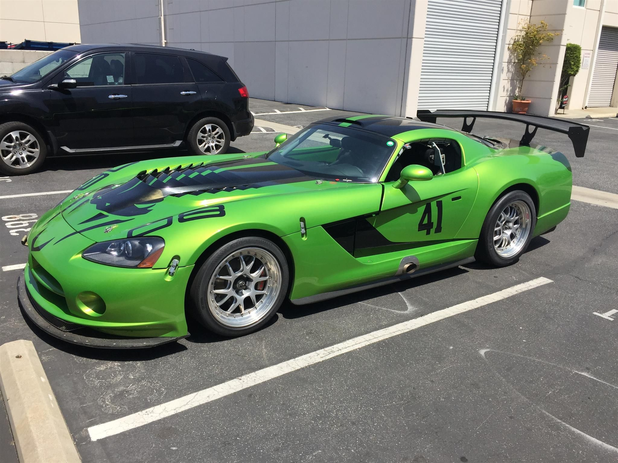 2008 Dodge Viper Competition Coupe Specialty Performance Photo 153131 Dodge Viper Coupe Dodge