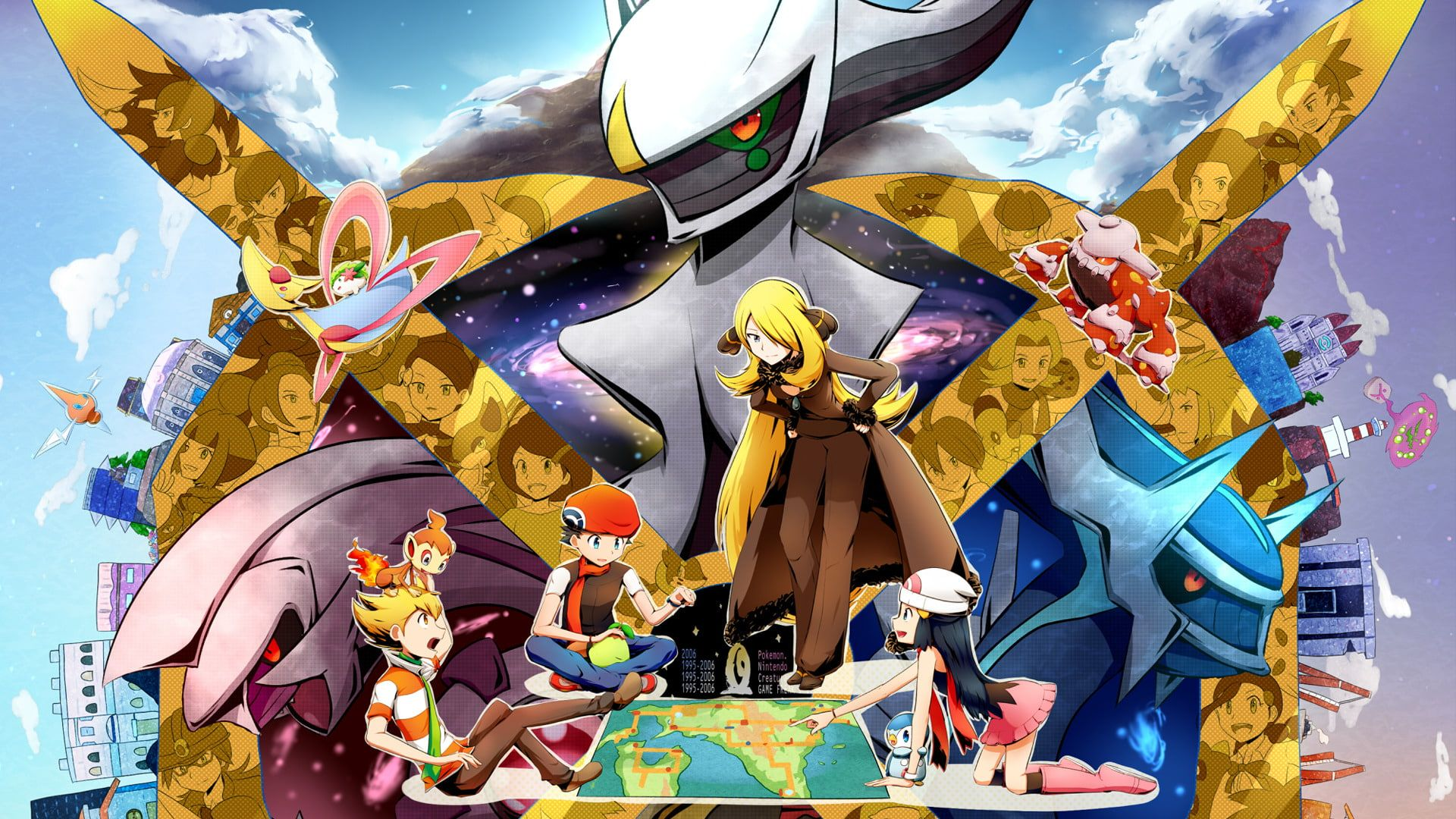 8be9b36d5a6489c3511410fb3bf74215 - How To Get Arceus In Pokemon Pearl Without Cheats