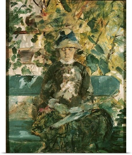 Portrait of Adele Tapie de Celeyran (1840 1930) 1882 (oil on canvas) by Henri de Toulouse-Lautrec