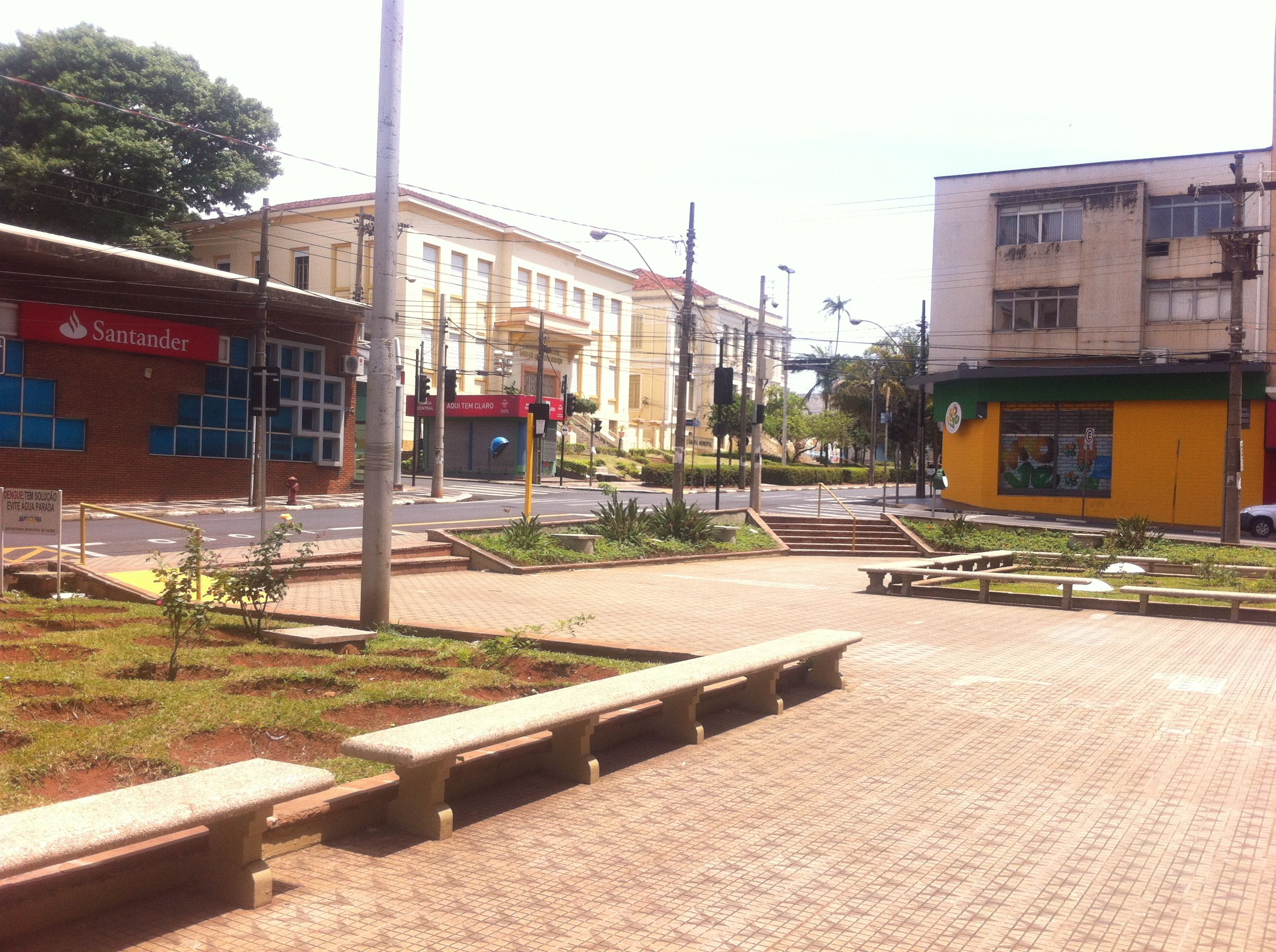 HORIZONTE CULTURAL DE ARARAQUARA , SP, BRASIL.