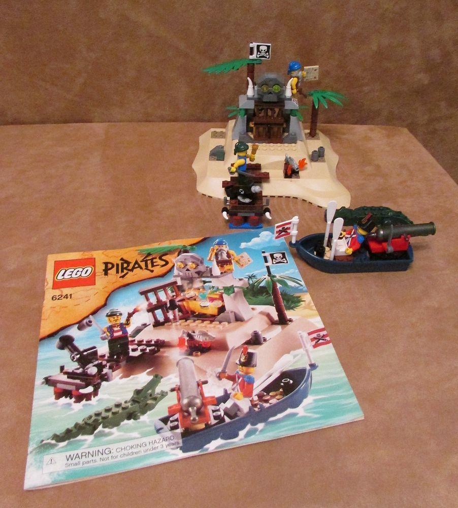 LEGO Pirates Accessories Crocodile New