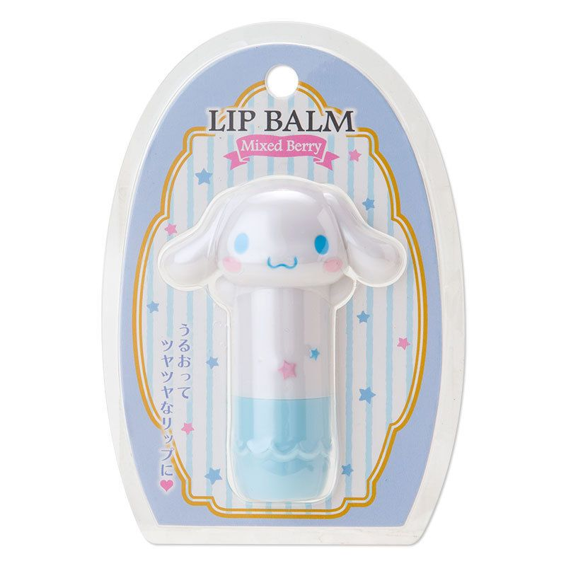 SANRIO CINNAMOROLL Lip Balm Mixed Berry Gift FROM JAPAN Kawaii