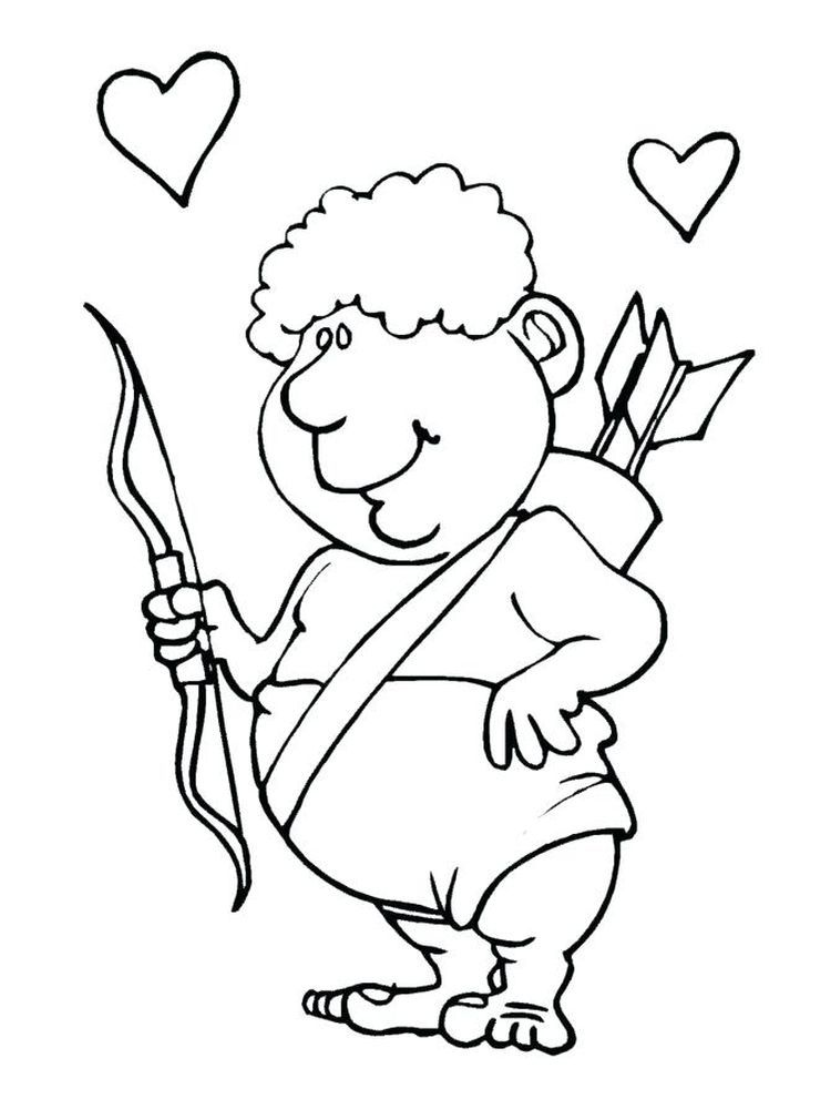 38++ Cupid coloring pages pdf information