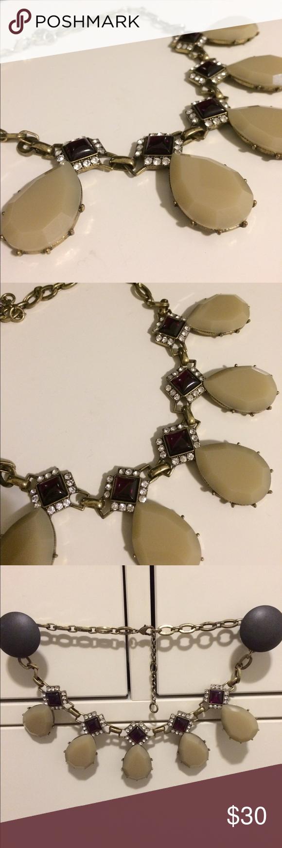 Anthropologie Necklace Anthropologie statement Necklace. Anthropologie Jewelry Necklaces