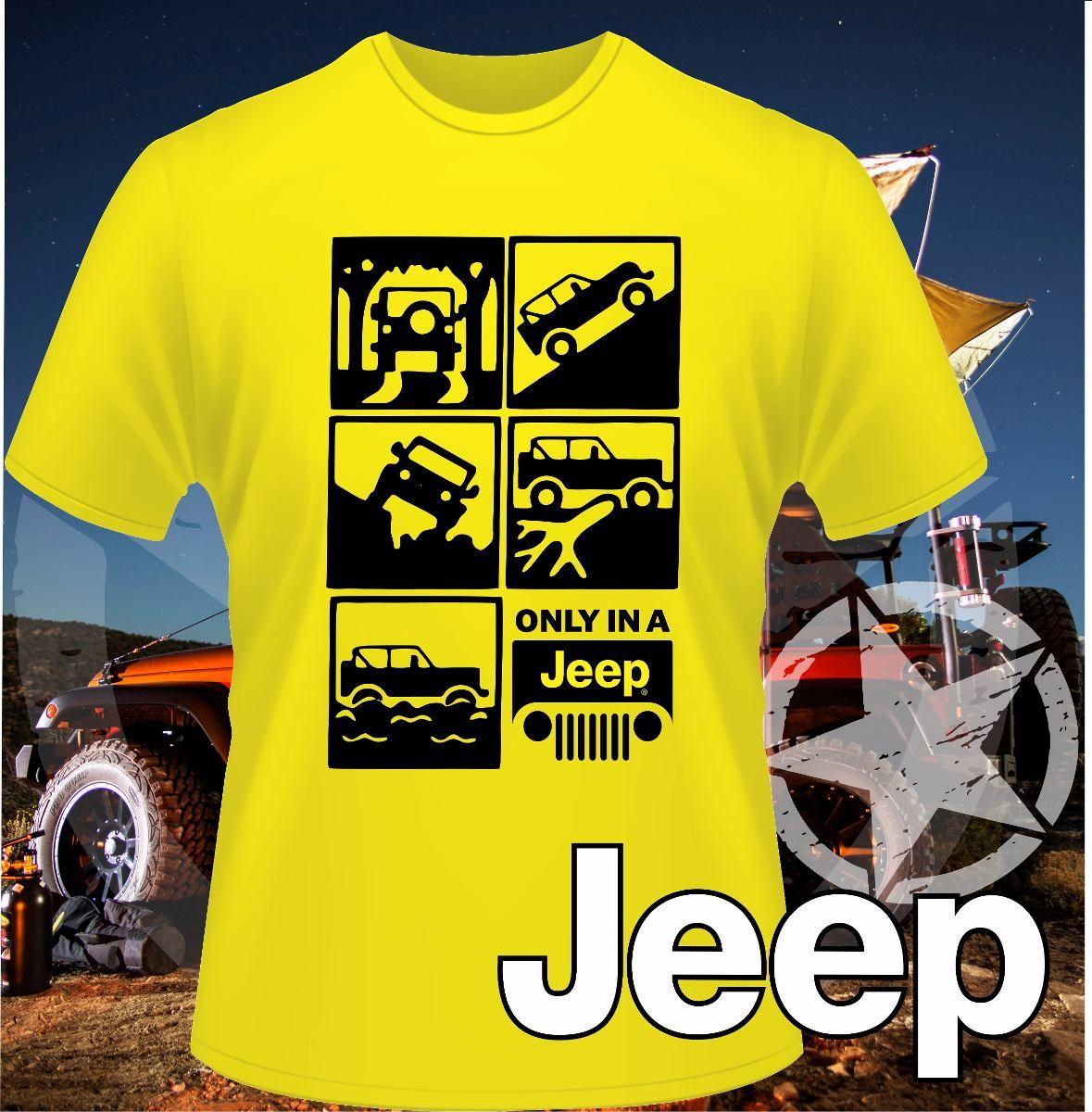 bd06127cf5614 2 Playeras Jeep-jeep Girl-wagoneer-xj Envio Gratis -   420.00
