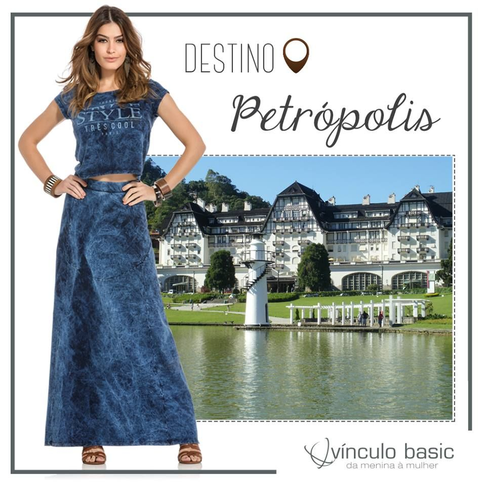 Look de meia-estação PER-FEI-TO para quem quer aproveitar os últimos dias de férias nessa cidade linda cheia de história e paisagens incríveis! ❤  http://www.vinculobasic.com.br/ #ferias #turismo