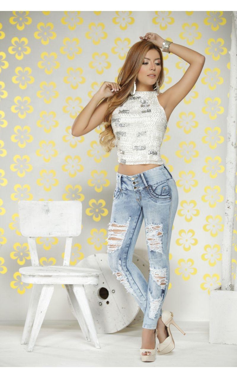 Tienda De Ropa Colombian Jeans Levanta Cola Hialeah Ladies Denim