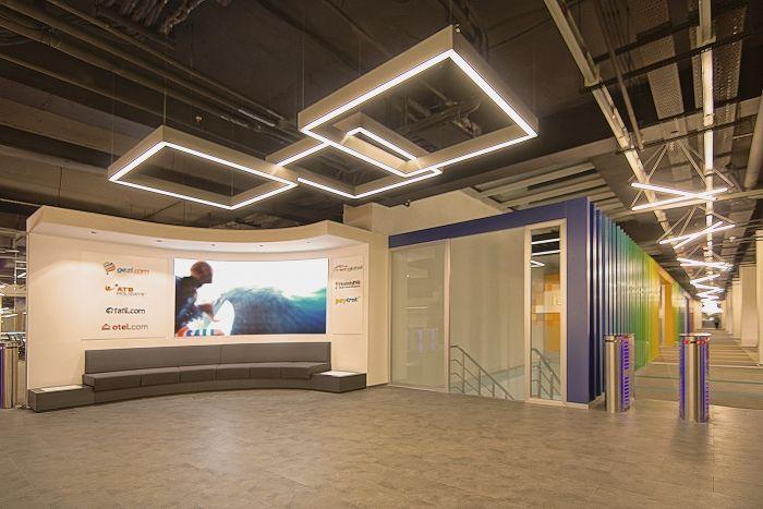 El diseño de oficinas esta emparejado con la característica general