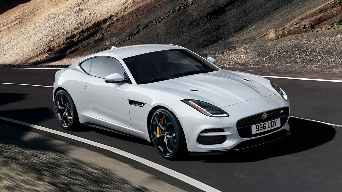 The F Type R In Yulong White With Optional Features Fitted Jaguar F Type Luxury Cars Jaguar Cars