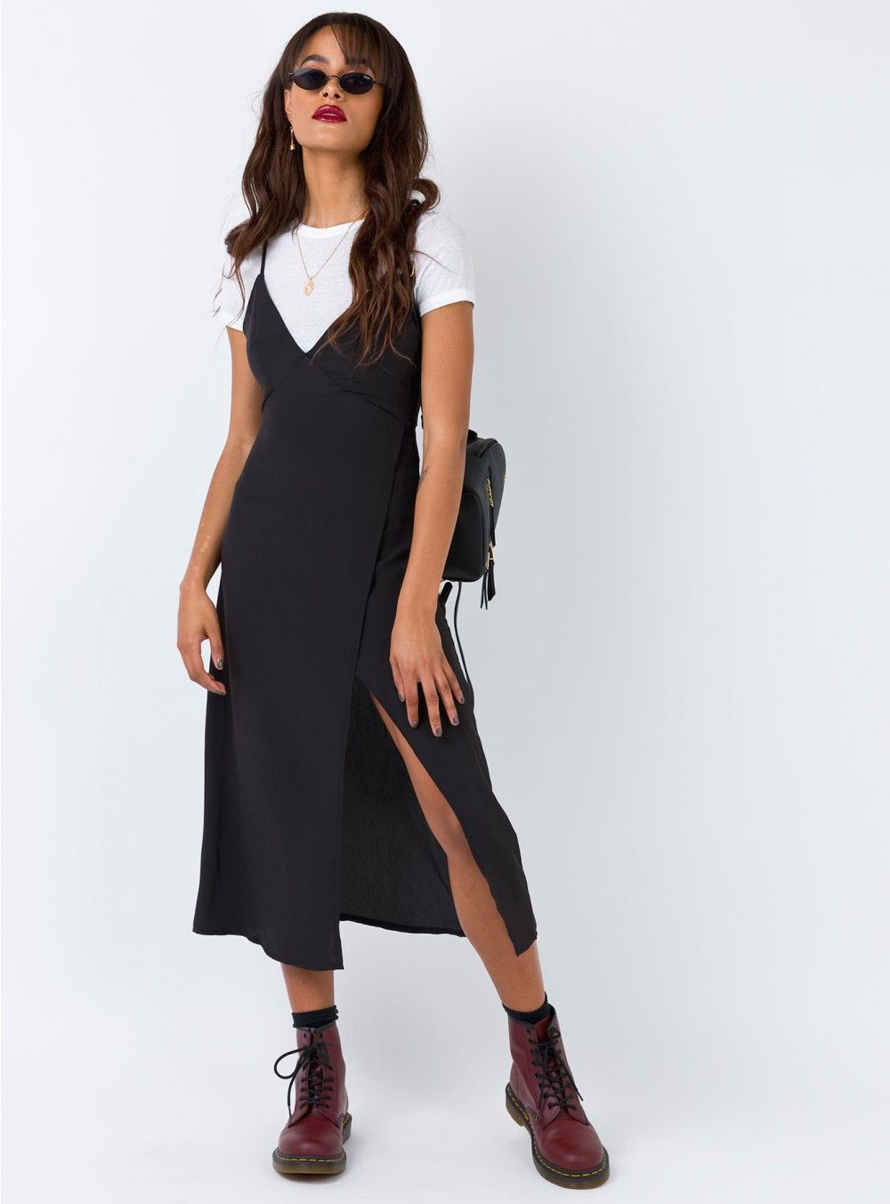 89d05efaac3 Dusk In The Amazon Dress Black - front view | Clothes | Amazon ...