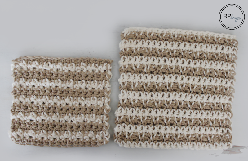 Learn how to make the best dishcloth ever by Rescued Paw | Pinterest