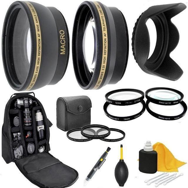 Pro Hand Grip Vivitar Strap For Nikon D5100 D3100