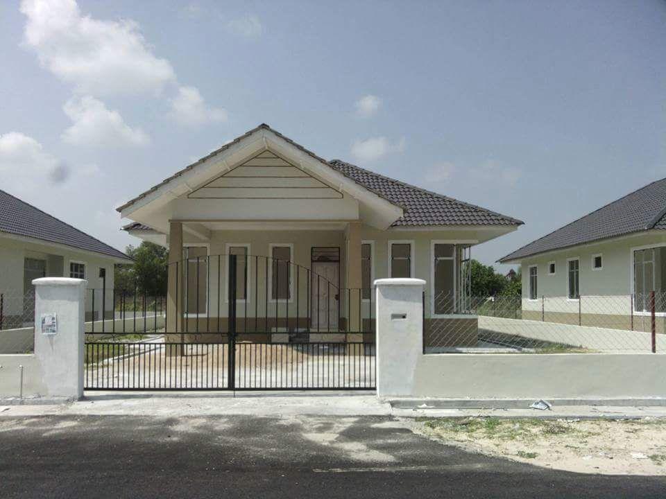 Terkini Design Rumah Banglo Setingkat Moden